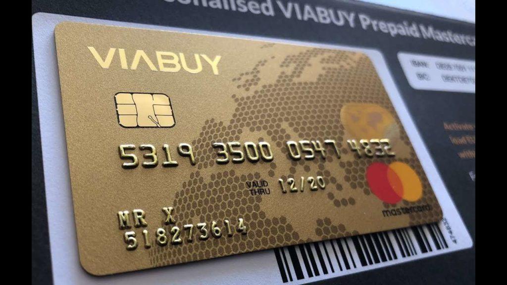 Viabuy Kreditkarte