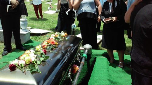 Beerdigung Bestattung