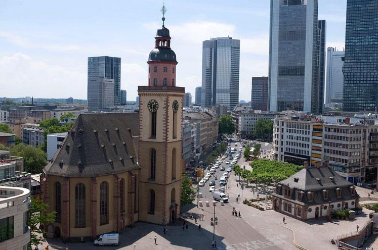 Serviced Apartments Länderweg II – Frankfurt a. M.
