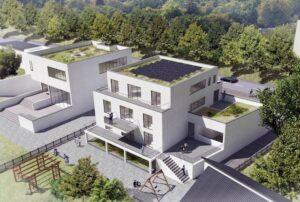 """Wohnhausprojekt """"Bellevue"""" – Frankfurt"""