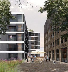Reileck Quartier – Halle
